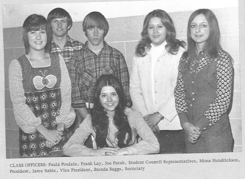 1975 Class Officers