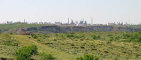 Borger Refinery, Phillips TX