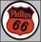 Phillips Petroleum Co. old style logo