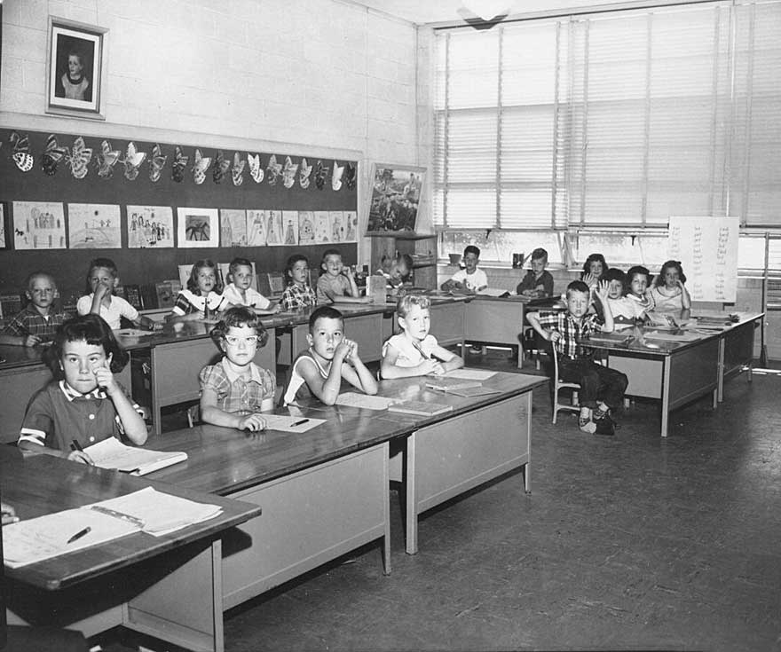 Mrs. Wheeler's Classroom: Class of 1970